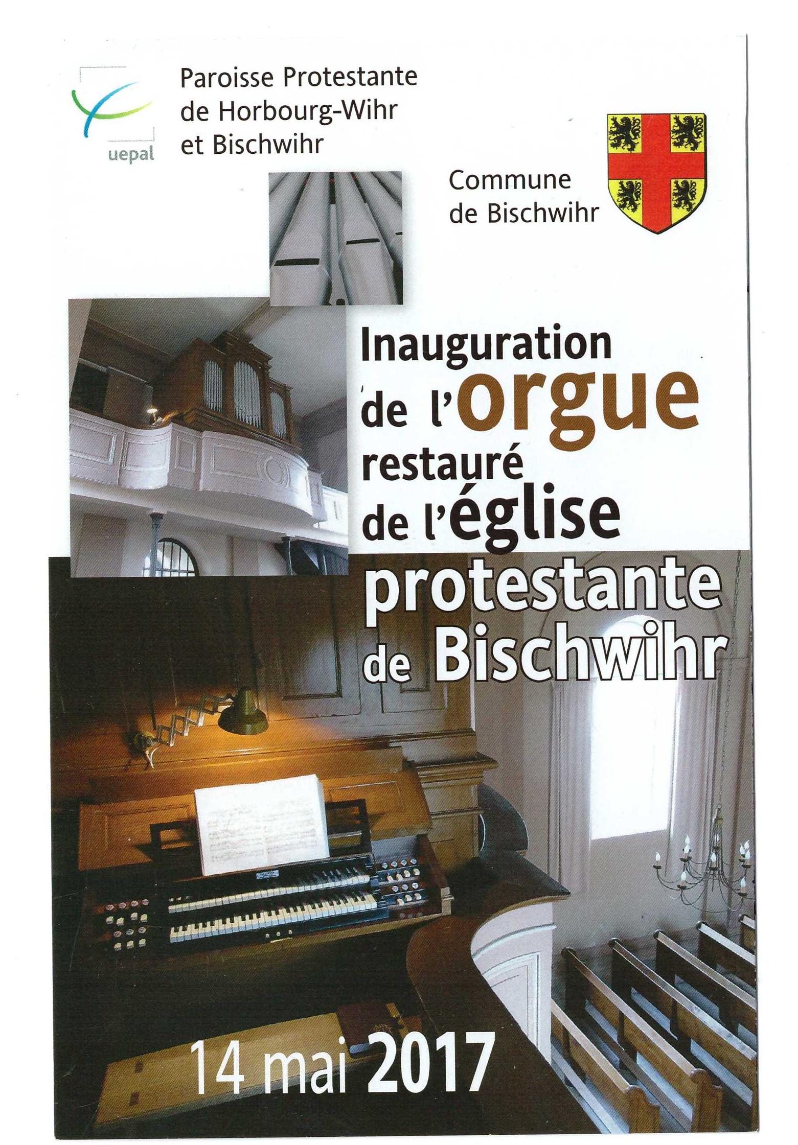 Inauguration orgue de Bischwihr page 21